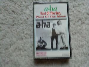 A-HA - EAST OF THE SUN  - Cassette - EX+ Condition (TESTED)