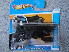 Hot Wheels 2012 #027/247 THE BAT PREMIERE batman First edition