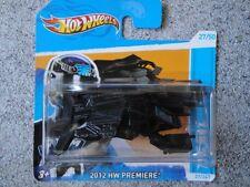 Hot Wheels 2012 #027/247 THE BAT PREMIERE batman First edition
