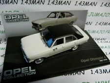 OPE110 voiture 1/43 IXO eagle moss OPEL collection OLYMPIA A 1967/1970
