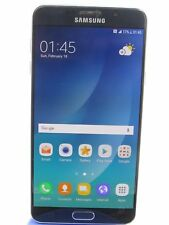 "SAMSUNG Galaxy Note 5 Unlocked SM-N920W8 5.7"" - Black"