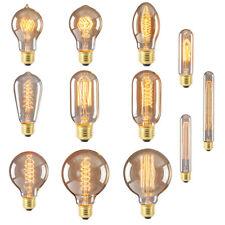 Vintage Industrial Retro Edison LED Bombilla Luz Lámpara E27 220V hágalo usted mismo Decoración del hogar 40W