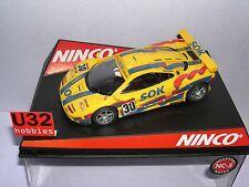 qq 50324 NINCO MC LAREN F1 GTR SOK No 30 JGTC  McLAREN
