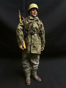 DRAGON / DID WWII GERMAN Para 1:6 Scale Action Figure (Ref7)