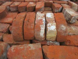 Reclaimed Bull Nose Bricks
