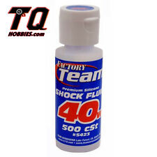 Team Associated asc5423 2oz Bottle of 40wt Silicone Shock Oil Losi Fast Shipping