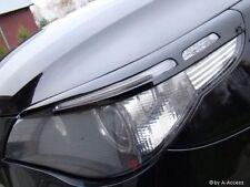 BMW 5er E60 E61 - SCHEINWERFERBLENDEN (ABS) (grundiert) - TUNING-GT