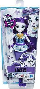 My Little Pony Equestria Girls Rarity Doll - NIB