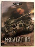 GW: Warhammer 40k - Escalation Supplement (Hardcover) Games Workshop 2013