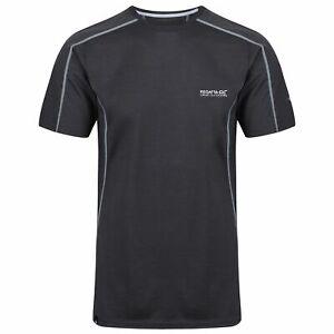 Professional Men/'s Antwerp Marl T-Shirt Black