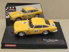 Carrera Evolution 25736 Aston Martin DB5 Yellow #57 Historic Racer 1:32 Slot Car