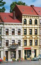 11393 Auhagen HO Kit of Schmidt Street 17/19 - two houses - NEW