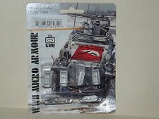 WWII Micro Armour GHQ War Games 1/285 Scale US-75 M4A3 105mm Sherman