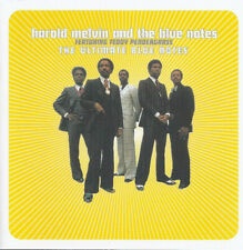 HAROLD MELVIN & THE BLUE NOTES FEAT. TEDDY PENDERGRASS - CD - THE ULTIMATE
