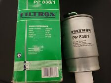 ENGINE FUEL FILTER FILTRON PP838/1 Ford Escort Fiesta Mondeo 1.8 D TD