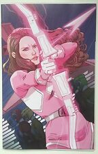 Mighty Morphin Power Rangers Pink #1 First Printing - NM - 1:10 Sauvage Variant