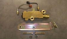 1953-56 Ford Truck Power Disc Drum Brake Booster MC Valve Bracket Pedal Assembly