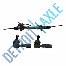Power Steering Rack and Pinion Assembly + 2 Outer Tie Rod End for 1994-99 Celica