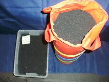Gummigranulat für Boxsack 10 kg Boxbirne Flüssiggummi, Füllmaterial, Gummi
