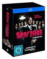 Sopranos - Die komplette Serie 28er [Blu-ray] NEU DEUTSCH Season 1 2 3 4 5 6
