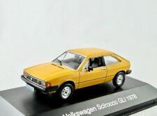 VV Scirocco I  1977-1981  gelborange    /    IXO / Altaya   1:43