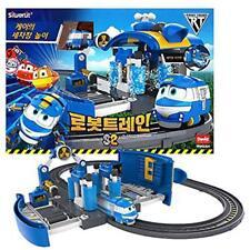 Robot Train Season 2 Kay's Wash Station Play Set