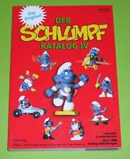 Katalog IV - Catalogue COTATION SCHTROUMPFS NEUF (Smurf Schlumpf Puffi Pitufo)