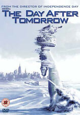 DAY AFTER TOMORROW - DVD - REGION 2 UK