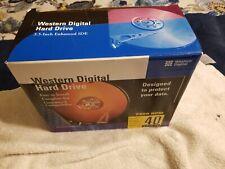 "Western Digital Caviar 40GB Internal 7200RPM 3.5"" (WD400BBRTL) HDD"