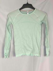 Ivivva Mint Long Sleeve Shirt - Size 12 Girl's