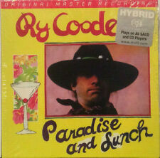 Ry Cooder - Paradise And Lunch  MFSL SACD (Hybrid, Limited Edition of 2,000)