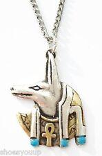 JEWELS OF ATUM RA PENDENT - ANUBIS - EGYPTIAN