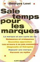 Sale temps pour les marques - Georges Lewi - Livre - 361108 - 1762123