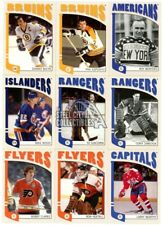 2004-05 In The Game Franchises Hockey East 150-Card Base Set (301-450)