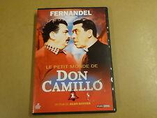 2-DISC DVD / LE PETIT MONDE DE DON CAMILLO ( FERNANDEL, GINO CERVI )