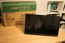 HANNSpree HT225HPB LED Touchscreen Monitor - TOP