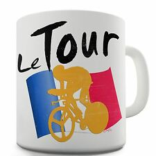 Twisted Envy Cycling Le Tour Ceramic Mug