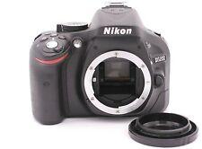 Nikon D D5200 24.1MP Digital SLR Camera - Nero (Solo Corpo) - CONTA SCATTI: 185