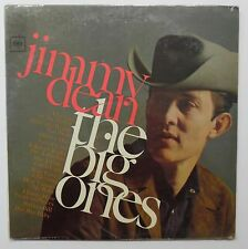 JIMMY DEAN THE BIG ONES SEALED LP