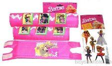 Barbie Bicycle 3 Piece BMX Pad Set / Pink Frame Pad Set & Stickers NEW!