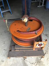 Gleason High Pressure Hose Reel Water Air Chemical Oil Severe Duty J100a 300 Psi