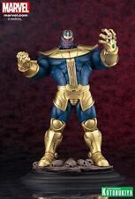 Kotobukiya Marvel Thanos Fine Art Statue - Infinity Gauntlet, Avengers, Death