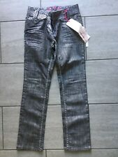 Next Ladies Grey Silver Skinny Jeans Size 10 R. BNWT RRP £38.