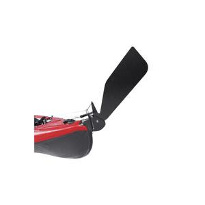 Nortik Scubi 2XL Steueranlage Ruderanlage Faltboot Hybrid