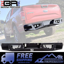 Body Armor 4X4 Eco Series Rear Bumper For 2015-2018 Ford F-150 FD-2962