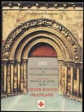 FRANCE CARNET CROIX ROUGE 1973  NEUF xx TTB