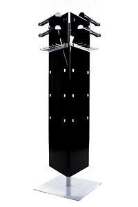 Schmuckständer aus Glas 145 cm Kleinteileständer Uhrenständer Verkaufsständer