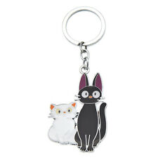 Japan Anime Kiki's Delivery Service Cat keyring Keychain Bag Pendant Accessories