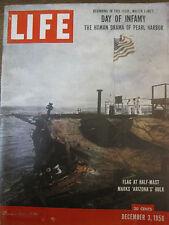 """LIFE Dec 3 1956 '56 Hungarian uprising, Lassie, """"Rainmaker,"""" Pearl Harbor attack"""