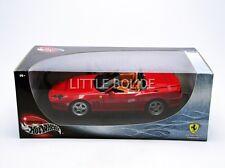HOTWHEELS (MATTEL) 1/18 FERRARI 550 Barchetta Pininfarina {Rouge} 29441#